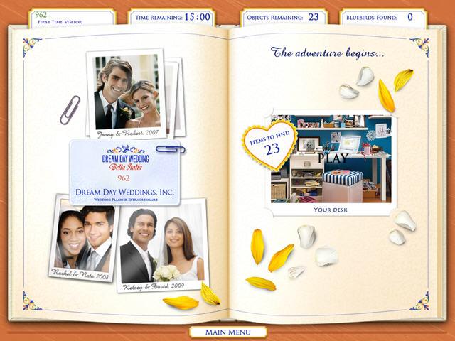 梦幻婚礼4:意大利情缘硬盘版截图0