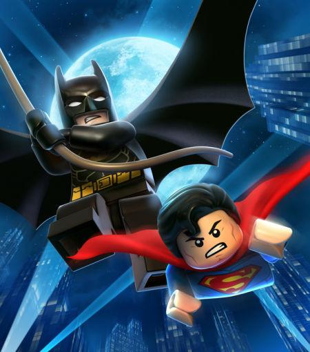 《乐高蝙蝠侠2:DC超级英雄》 罗宾超人全上阵