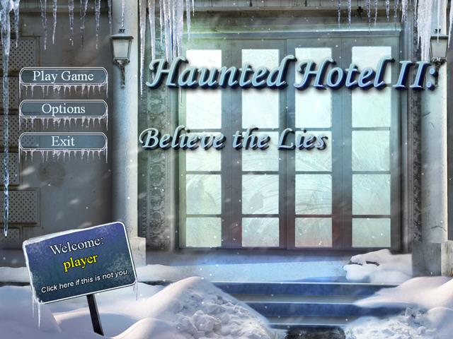幽魂旅店2:相信谎言硬盘版截图2