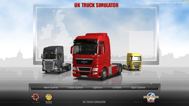 英国卡车模拟硬盘版截图0