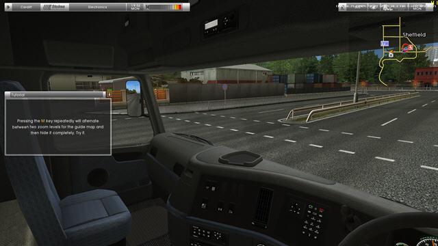 英国卡车模拟硬盘版截图1