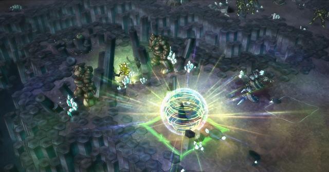 元素之力:堕落女巫 3D版的全新战棋体验