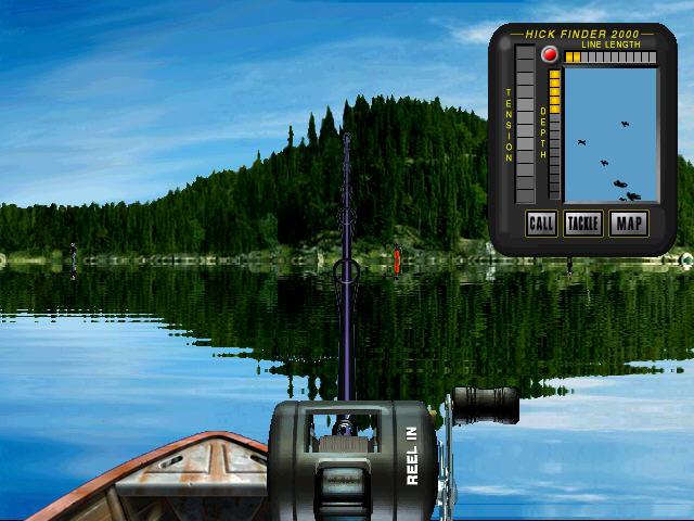 鱼的报复(虐渔夫的钓鱼游戏)截图0
