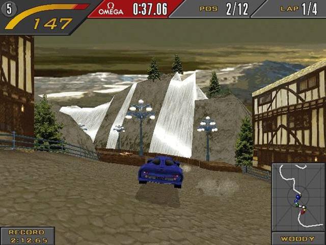 极品飞车2(完美硬盘版)截图0