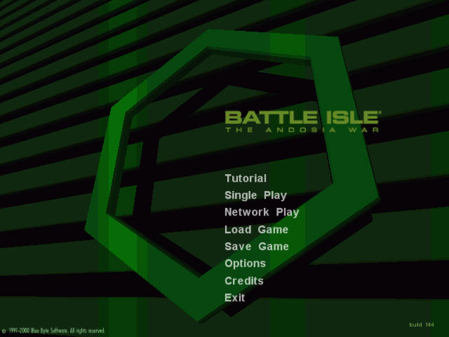 安多西亚之战(Battle Isle The Andosia War)完整硬盘版截图1