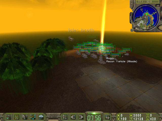 安多西亚之战(Battle Isle The Andosia War)完整硬盘版截图2