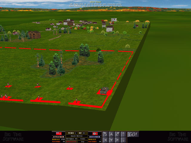 战斗任务之远方的霸主(Combat Mission: Beyond Overlord)绿色硬盘版截图1