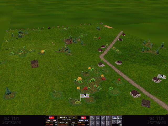 战斗任务之远方的霸主(Combat Mission: Beyond Overlord)绿色硬盘版截图2
