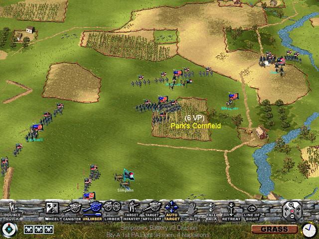 席德梅尔内战(Sid Meiers Antietam )绿色硬盘版截图2