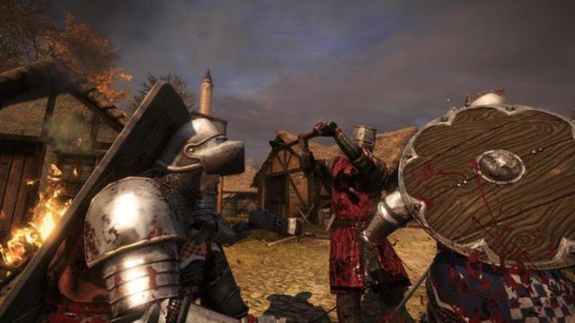 骑士:中世纪战争中文汉化版截图2