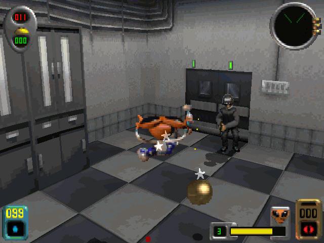 外星人ET的反击绿色硬盘版截图1