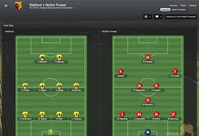 足球经理2013(FM)PC破解版截图2