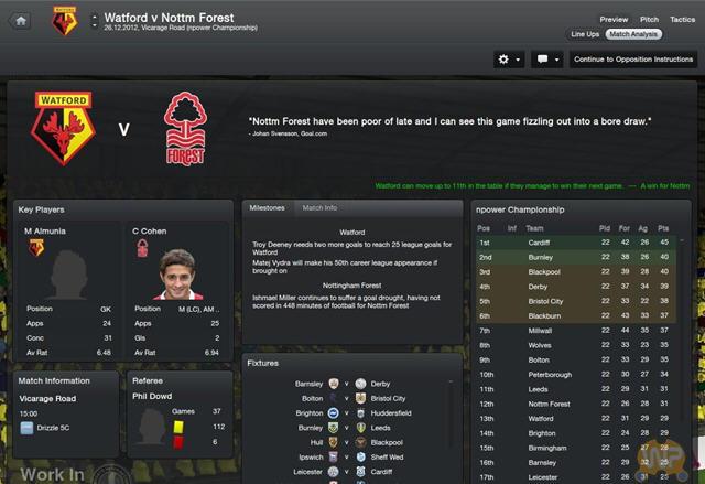 足球经理2013(FM)PC破解版截图3