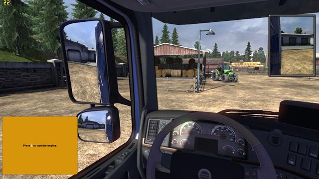 欧洲卡车模拟2截图3