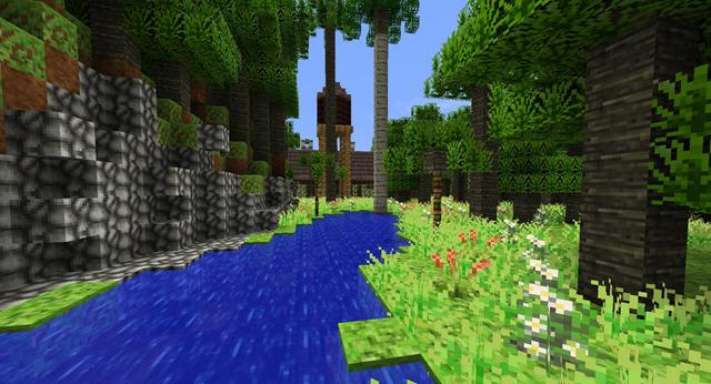 我的世界孤岛惊魂3mod(育碧官方出品我的世界版孤岛惊魂3)截图0