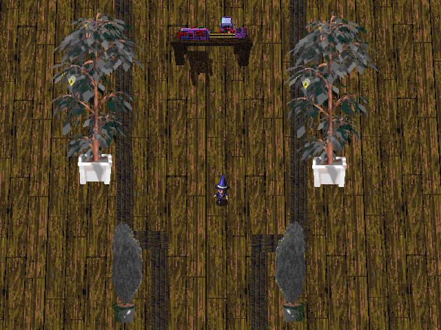 魔法师之巢(小品级冒险游戏)截图1