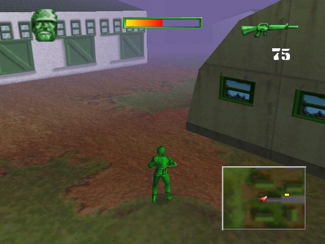 玩具兵大战6 沙展英雄截图0