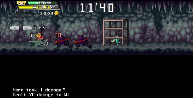 勇者30(30秒内结束战斗的横版游戏)截图2
