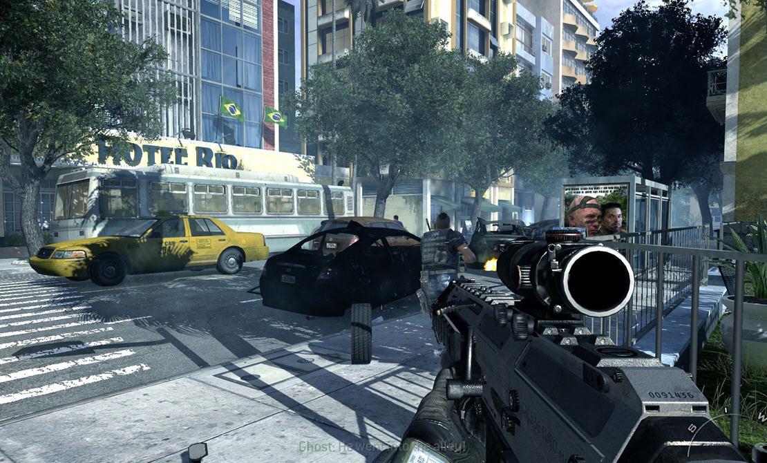 《使命播放6》视频游戏截图(2)免费召唤高清啪啪图片