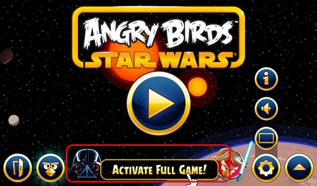 愤怒的小鸟:星战版