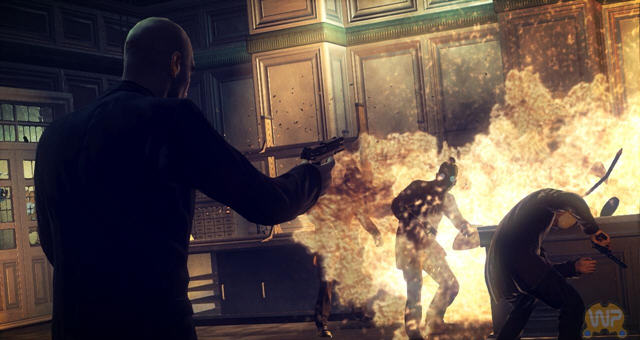 杀手5:赦免PC中文版截图3