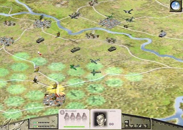 装甲元帅3D(二战回合制策略游戏)截图0