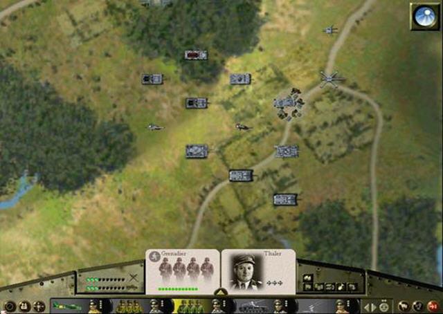 装甲元帅3D(二战回合制策略游戏)截图2