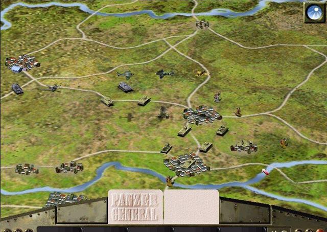 装甲元帅3D(二战回合制策略游戏)截图1