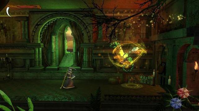 沾色(死神与玻璃之间的战斗)截图1