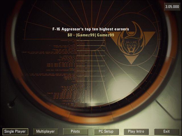 攻击者F16(可驾驶F16的飞行模拟游戏)截图2