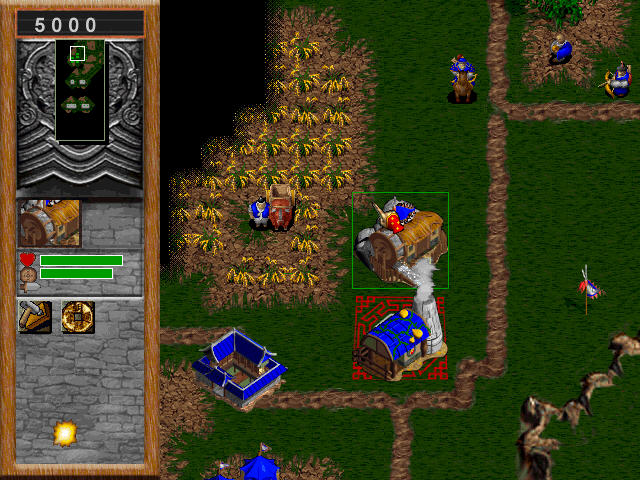 七年战争(类魔兽即时战略游戏)截图2