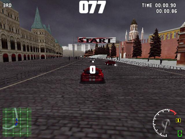 试验驾驶5(高自由度狂野飙车游戏)截图1