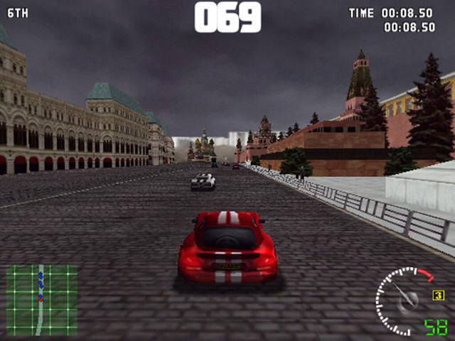试验驾驶5(高自由度狂野飙车游戏)截图2