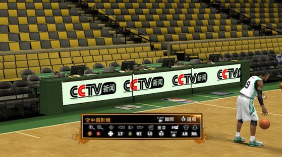 nba2k13球场国产中文广告牌