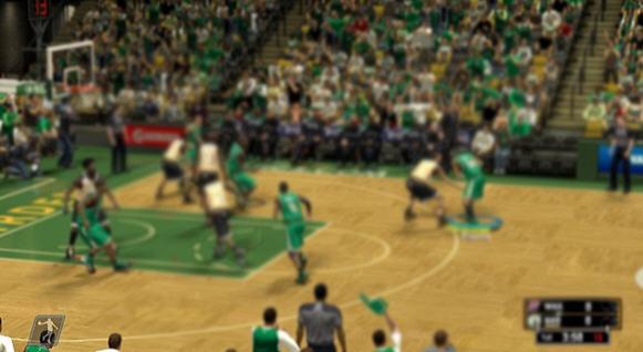 NBA2K13游戏比赛去水印补丁