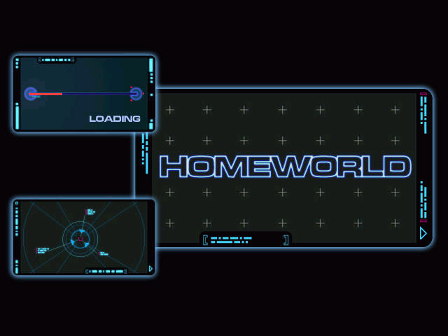 家园(太空即时战略游戏)截图3