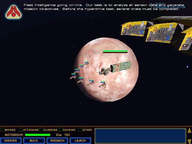 家园(太空即时战略游戏)截图0