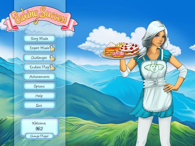 成功的面包店(面包店模拟经营游戏)截图0