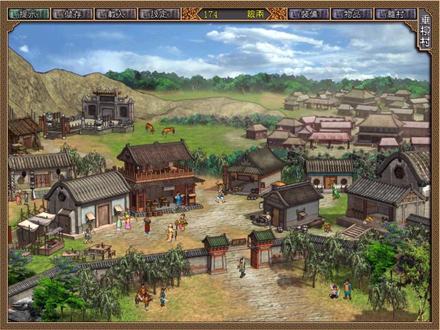 叮铛五福星(卡通风格国产RPG)截图1