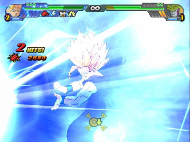 龙珠Z电光火石3(自带Wii模拟器完美模拟)截图0