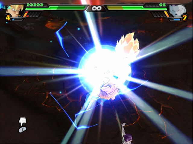 龙珠Z电光火石3(自带Wii模拟器完美模拟)截图2