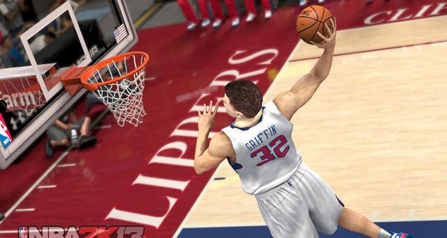 NBA2K13截图5