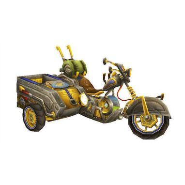 wow工程摩托车图纸-魔兽世界坐骑收集手册完整页