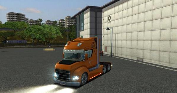 欧洲卡车模拟2修改器使用方法幼儿教师面试步凑图片