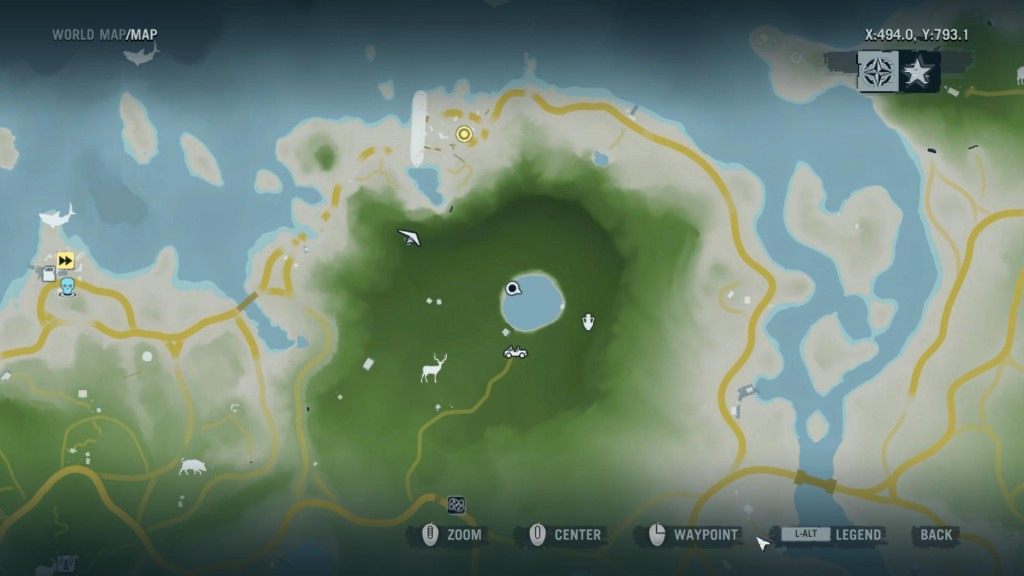 [乐游网导读]寻找遗迹,成了玩家们玩《孤岛惊魂3》必不可少的事情,通过获取相关遗迹,可以解锁很多好东西。对于3号遗迹的获取,很多玩家感到麻烦,找不到。今天,小编为大家带来3号遗迹的获得方法,详细的图文流程介绍。