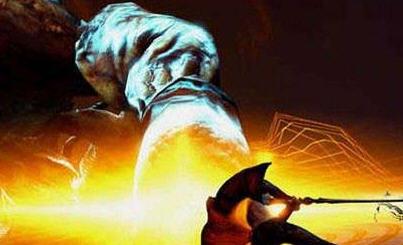 挑战巨大恶魔 《鬼泣5》最新怪物图片放出