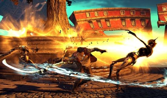 万众期待 《鬼泣5》发售时间PC配置要求公布