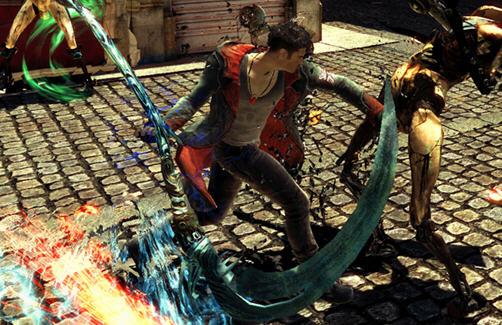 Capcom重口味 《鬼泣5》惊现人魔行房事引反