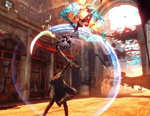 《鬼泣5》PC版高清游戏截图