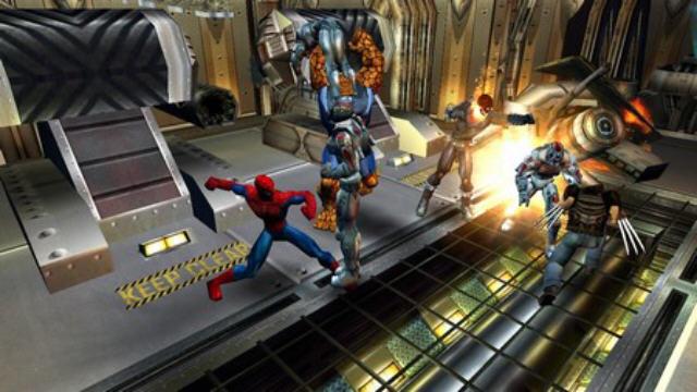漫画英雄:终极联盟截图0